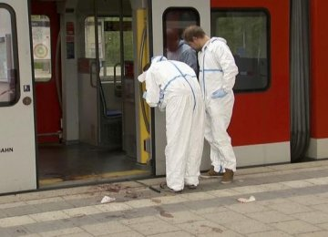 Knife Attack at Munich Station Kills One