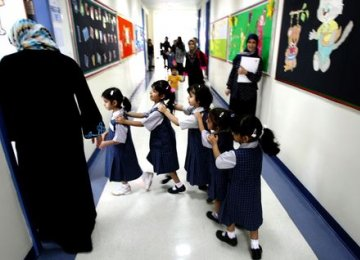 Crimes in Kuwaiti Schools