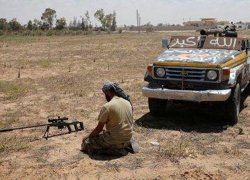 Libyan Forces Recapture IS-Held District in Sirte