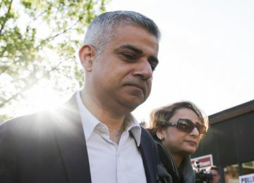 London Set for 1st Muslim Mayor