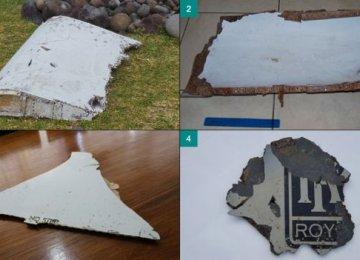 Possible Debris of Malaysian Flight MH370 Found Near Mozambique Beach