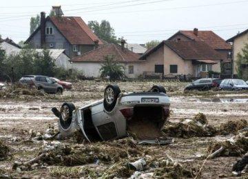 20 Die in Macedonia Flood