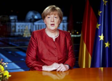 Merkel Expresses Confidence Over Migrant Issue