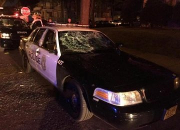 Police Killing Sparks Milwaukee Violence