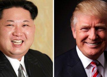 "N. Korea Editorial Praises ""Wise"" Trump"