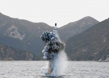North Korea Readying Another Missile Launch