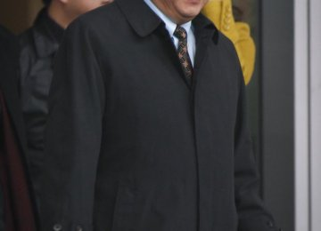 N. Korea Names Ex-Nuclear Envoy  as New Foreign Minister