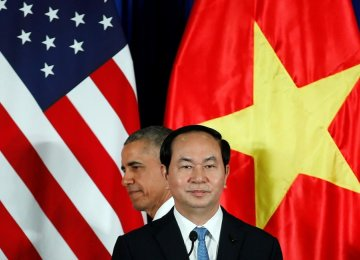 Vietnamese Activists Prevented From Meeting Obama