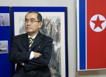 Pyongyang Slams Defector
