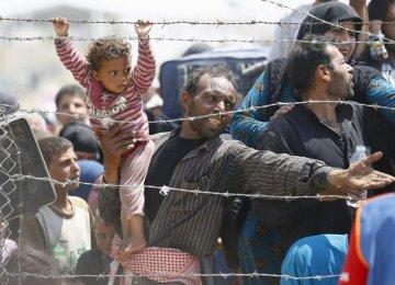 Germany Says 9,000 Refugee Children Missing