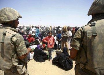 Refugees at Highest Ever Level: 65m