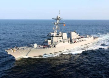 Russia, US Blame Each Other for Maritime Incident