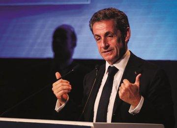Sarkozy to Run for Presidential Election