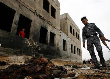 Shooting in Iraqi Town Kills 12