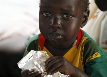 Ceasefire Holding in S. Sudan