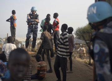 UN Approves Robust South Sudan Peace Force