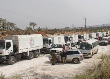 UN Envoy: No Date Set for Syrian Talks