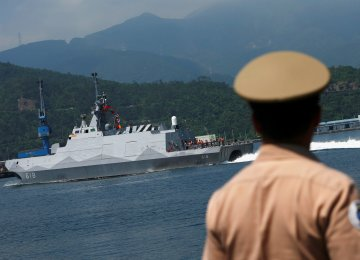Taiwan Mistakenly Fires Missile, Killing 1