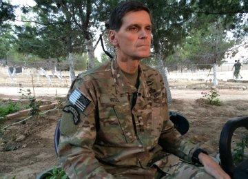 Top US Commander Visits Syria Secretly