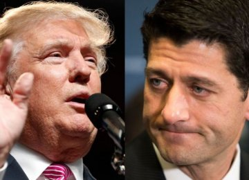 """Trump, Ryan """"Committed"""" to Party Unity"""