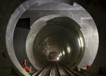 World's Deepest Train Tunnel to Open