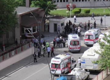 Police Officers Killed in Turkey Attacks