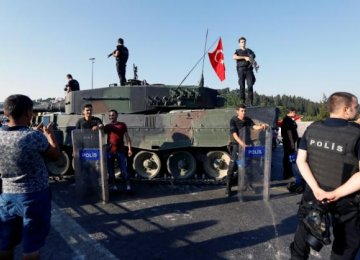 Turkey Arrested 16,000 People in Connection With Failed Coup