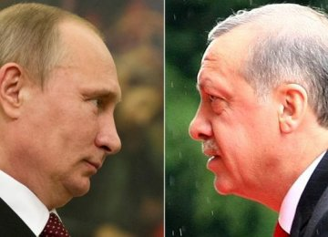 Turkey Sorry for Downing Russian Military Jet