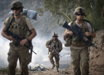 Broader Role for US Forces in Afghanistan