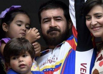 Venezuela Opposition Leader Rearrested