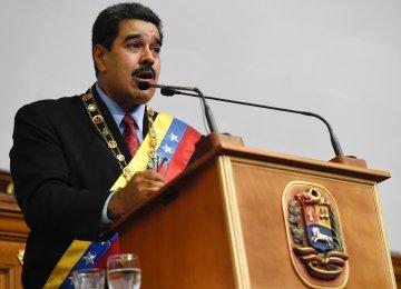 Venezuela President Declares Emergency