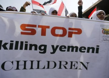 Saudi Coalition in Yemen Removed  From UN Rights Blacklist