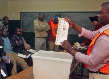 Zambia Opposition Alleges Election Rigging