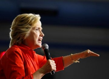 Clinton: Russia Intelligence Hacked DNC