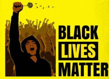 Black Lives Matter Protests Against Rio Police Violence