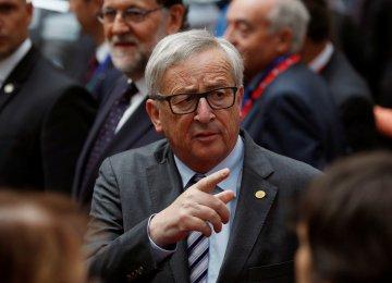No Deadline for Brexit Talks