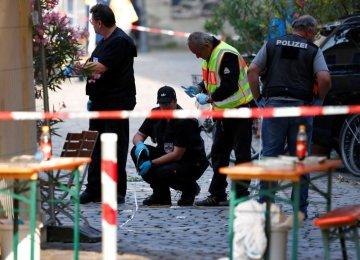Syrian Asylum Seeker Blows Himself Up in Germany