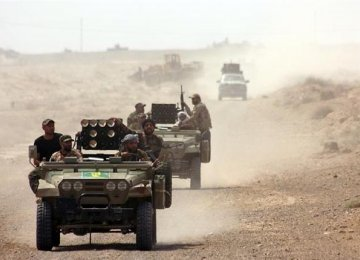 Iraqi Forces Retake Western Town From IS