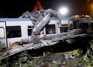 Death Toll in Italy Train Crash Rises to 27