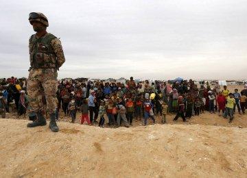 Jordanian Troops Killed Near Syria