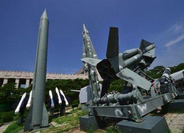 North Korea Test-Fires 3 Ballistic Missiles
