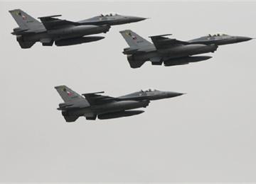Turkish Warplanes Kill Ten PKK Members in Southeast