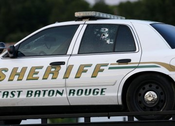 US Police Officers Killed in Baton Rouge Shooting