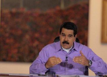 Venezuela Gov't Aims to Sink Maduro Recall