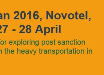 Tehran Hosts Heavy Transportation Confab