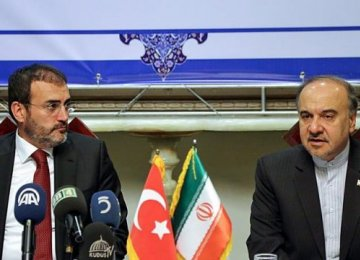 Turkish Investors to Build 10 Hotels in Iran
