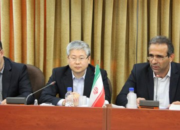 Iran, China to Set Up Industrial Town in Bam