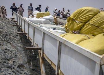 Record Contraband Seizure in Hormozgan