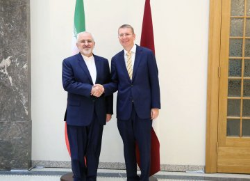 Iranian Trade Mission Wraps Up EU Visit in Latvia