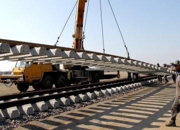 Iran Transforming Into Continental Railroad Hub